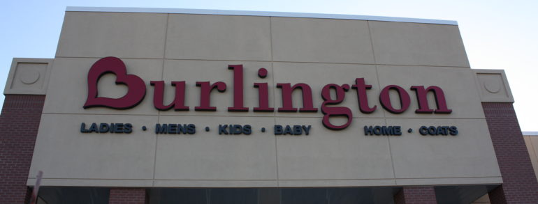 Burlington now open at BayTowne…
